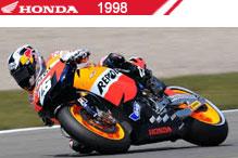 1998 Honda zubehör