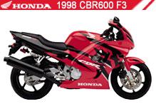 1998 Honda CBR600F3 zubehör