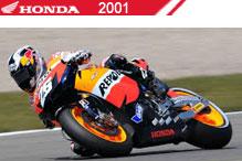 2001 Honda zubehör