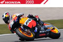 2003 Honda zubehör