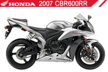 2007 Honda CBR600RR zubehör