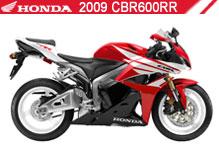 2009 Honda CBR600RR zubehör