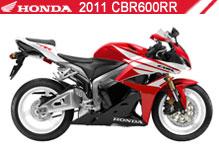 2011 Honda CBR600RR zubehör