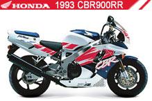 1993 Honda CBR900RR zubehör