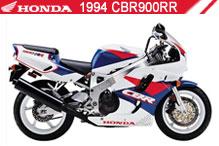1994 Honda CBR900RR zubehör