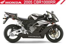 2005 Honda CBR1000RR zubehör