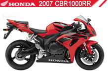 2007 Honda CBR1000RR zubehör