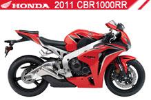 2011 Honda CBR1000RR zubehör