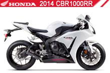 2014 Honda CBR1000RR zubehör