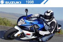 1998 Suzuki zubehör