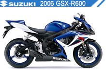 2006 Suzuki GRXR600 zubehör