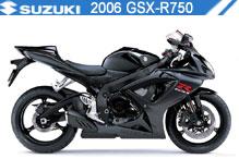 2006 Suzuki GRXR750 zubehör