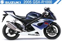 2005 Suzuki GSXR1000 zubehör