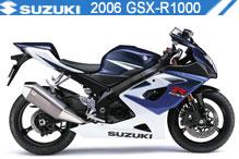 2006 Suzuki GRXR1000 zubehör
