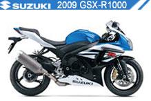 2009 Suzuki GSXR1000 zubehör