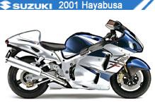 2001 Suzuki Hayabusa zubehör