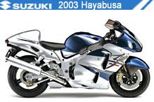 2003 Suzuki Hayabusa zubehör