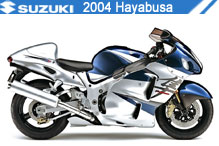 2004 Suzuki Hayabusa zubehör