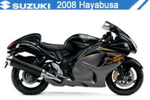 2008 Suzuki Hayabusa zubehör
