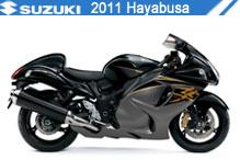 2011 Suzuki Hayabusa zubehör