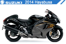 2014 Suzuki Hayabusa zubehör