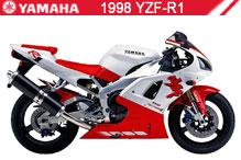 1998 Yamaha YZF-R1 zubehör