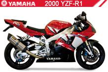 2000 Yamaha YZF-R1 zubehör