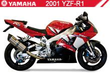 2001 Yamaha YZF-R1 zubehör