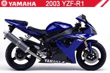 2003 Yamaha YZF-R1 zubehör