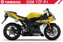 2006 Yamaha YZF-R1 zubehör