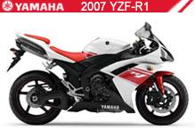 2007 Yamaha YZF-R1 zubehör