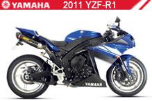 2011 Yamaha YZF-R1 zubehör