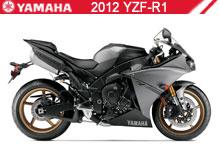 2012 Yamaha YZF-R1 zubehör