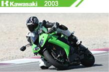 2003 Kawasaki zubehör