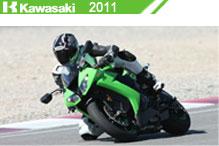 2011 Kawasaki zubehör
