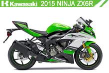 2015 Kawasaki Ninja ZX-6R zubehör