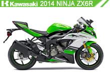 2014 Kawasaki Ninja ZX-6R zubehör