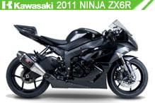 2011 Kawasaki Ninja ZX-6R zubehör