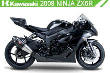 2009 Kawasaki Ninja ZX-6R zubehör