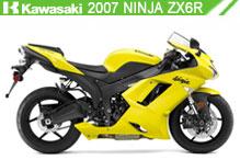 2007 Kawasaki Ninja ZX-6R zubehör