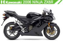 2006 Kawasaki Ninja ZX-6R zubehör