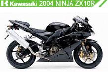 2004 Kawasaki Ninja ZX-10R zubehör