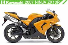 2007 Kawasaki Ninja ZX-10R zubehör