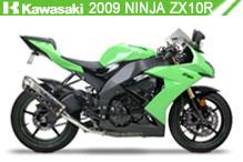2009 Kawasaki Ninja ZX-10R zubehör
