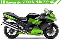 2009 Kawasaki Ninja ZX-14R zubehör