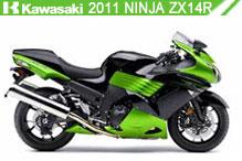2011 Kawasaki Ninja ZX-14R zubehör