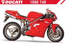 1998 Ducati 748 zubehör