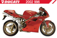 2002 Ducati 996 zubehör