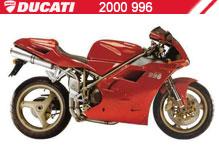 2000 Ducati 996 zubehör