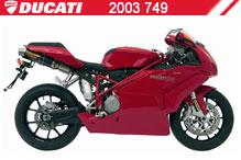 2003 Ducati 749 zubehör
